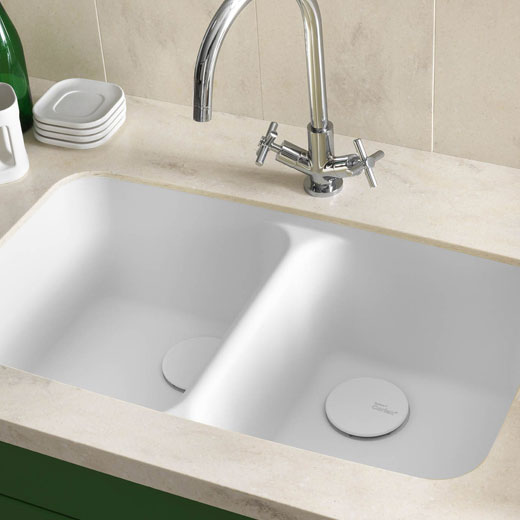 Smooth 850 Integrated Sink