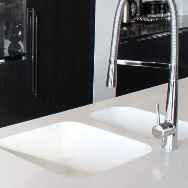 Smooth 873 Integrated Sink