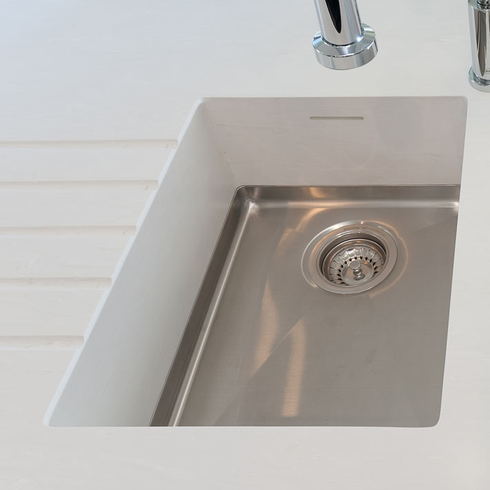 Sparkling 021 Integrated Sink