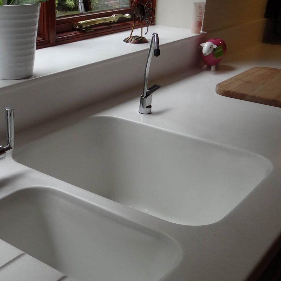 Sweet 859 Integrated Sink