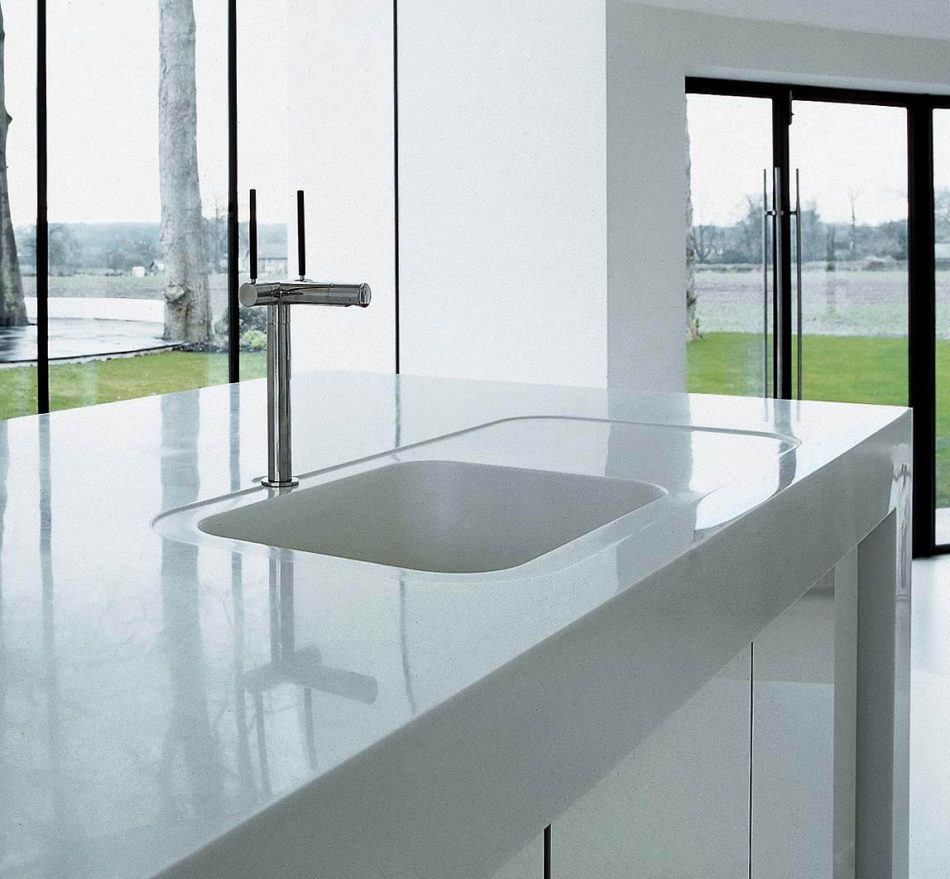 Sweet 871 Integrated Sink